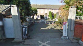 世界遺産:富岡製糸場のストリートビューと雨雲レーダー/群馬県富岡市