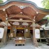 竹島神社のパノラマビュー