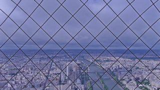 エッフェル塔からの景色が楽しめるストリートビュー/フランス