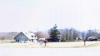 戸隠キャンプ場のパノラマビュー2と雨雲レーダー/長野県長野市