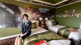 ガンダムファンにおすすめ!ホテルグランパシフィック「ガンダムルーム」のパノラマビューと雨雲レーダー