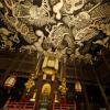 京都最古の禅寺 建仁寺 双龍図と風神雷神のパノラマビュー