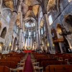 サンタ・マリア・ダル・マル教会のパノラマビュー