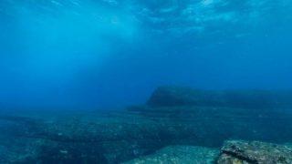 与那国島海底地形ストリートビューと雨雲レーダー/沖縄県与那国町