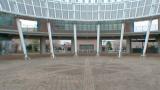 熊本技術短期大学のパノラマビューと雨雲レーダー/熊本県菊陽町
