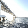 大鳴門橋のパノラマビュー