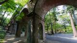 南禅寺のパノラマビューと雨雲レーダー/京都府京都市
