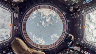 国際宇宙ステーションストリートビュー/宇宙