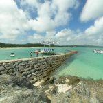 ブセナ海中公園パノラマビュー