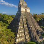 マヤのピラミッド「ティカル」パノラマビュー