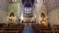 聖フランシスコ・サレジオ教会のパノラマビュー/スペイン バルセロナ