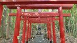 蓑山大名神(みのやまだいみょうじん)の鳥居パノラマビューと雨雲レーダー/香川県高松市