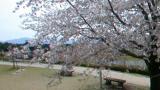 ふれあいの森公園のパノラマビューと雨雲レーダー/熊本県菊陽町