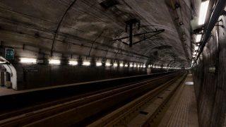 鉄道ファン必見!青函トンネル「竜飛海底駅」のパノラマビューと雨雲レーダー