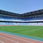 日産スタジアム(横浜国際総合競技場)のストリートビュー