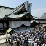 靖国神社のパノラマビュー