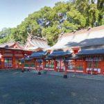 熊野参詣道(熊野古道)熊野速玉大社のストリートビュー