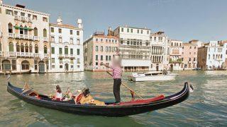 「水の都」ヴェニス(ヴェネツィア)を旅している気分になれるストリートビュー/イタリア
