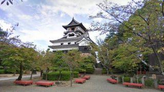 城好きにおすすめ!犬山城が見れるストリートビューと雨雲レーダー/愛知県犬山市