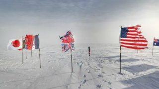 南極 セレモニアル・ポールストリートビュー