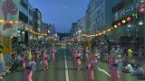 阿波踊りが見れる徳島市両国本町のストリートビューと雨雲レーダー