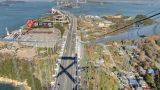 高い所が苦手な人は閲覧注意な瀬戸大橋の絶景なストリートビューと雨雲レーダー/香川県坂出市
