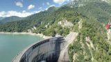 ダム好きにおすすめ!黒部ダムのストリートビューと雨雲レーダー/富山県中新川郡
