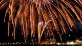 諏訪湖の花火の様子が見れるパノラマビューと雨雲レーダー/長野県諏訪市