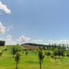 ひがしかぐら森公園のパノラマビュー