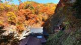 阿弥陀寺パノラマビューと雨雲レーダー/長野県諏訪市