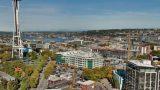 シアトルの街が200億画素で見れる!パノラマビュー/アメリカ
