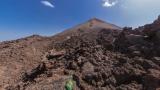 テイデ国立公園のパノラマビュー/世界遺産 スペイン・カナリア諸島