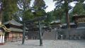 日光東照宮のストリートビューと雨雲レーダー/栃木県日光市