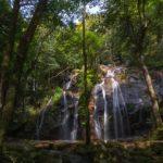 金引の滝パノラマビュー