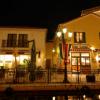名古屋港イタリア村のパノラマビュー