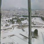 冬の五稜郭が美しすぎる!五稜郭タワーのストリートビュー