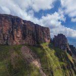 ドラケンスバーグ山脈が一望できるパノラマビュー