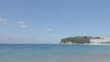 南記白浜温泉 ホテル三楽荘のパノラマビューと雨雲レーダー/和歌山県白浜町