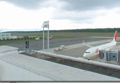 阿蘇くまもと空港パノラマビュー