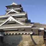 城好きにおすすめ!熊本城が見れるストリートビュー