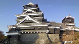 城好きにおすすめ!熊本城が見れるストリートビューと雨雲レーダー/熊本県熊本市