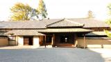 松代文武学校のパノラマビューと雨雲レーダー/長野県長野市