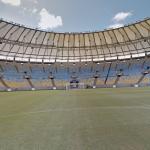 2014 FIFAワールドカップの会場の1つ「マラカナン競技場」ストリートビュー