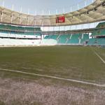 2014 FIFAワールドカップの会場の1つ「アレーナ・フォンチ・ノヴァ スタジアム」ストリートビュー