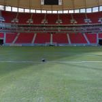 2014 FIFAワールドカップの会場の1つ「エスタジオ・ナシオナル・デ・ブラジリア」ストリートビュー